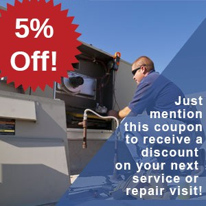 Coupon for HVAC repair